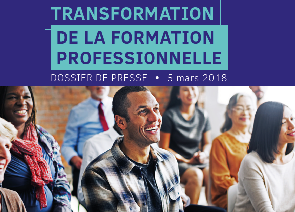 Transformation de la formation professionnelle 3